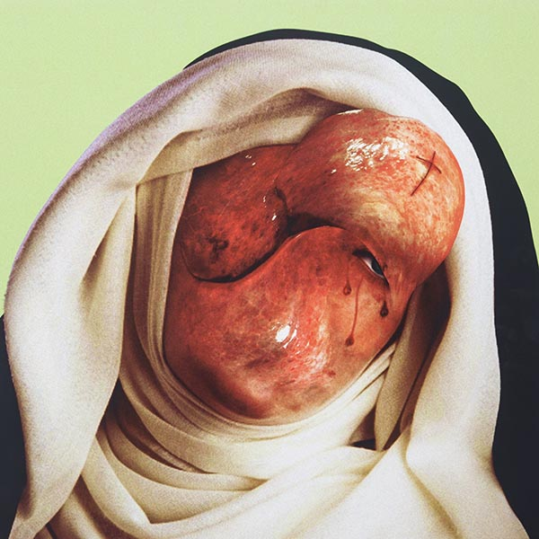 thumbnail link showing a digital illustration of a nun and tumor