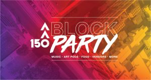 Block Party header image